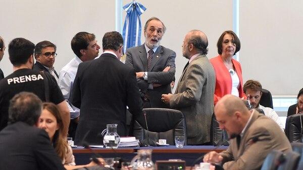 Ayer la Comisión de Asuntos Constitucionales habilitó el tratamiento (Nicolás Stulberg)