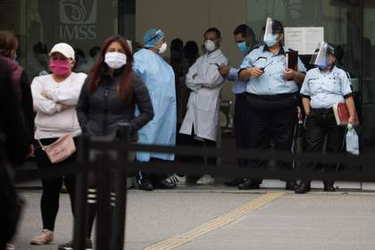 Quizá el más letal o preocupante ha sido el avance del nuevo virus denominado COVID-19. (Foto: REUTERS/Luis Cortes)