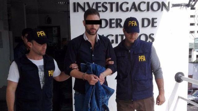 Leandro Santos quedó al borde del juicio oral
