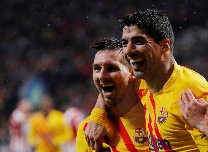 Lionel Messi ha perdido a su gran socio esta temporada (Reuters)