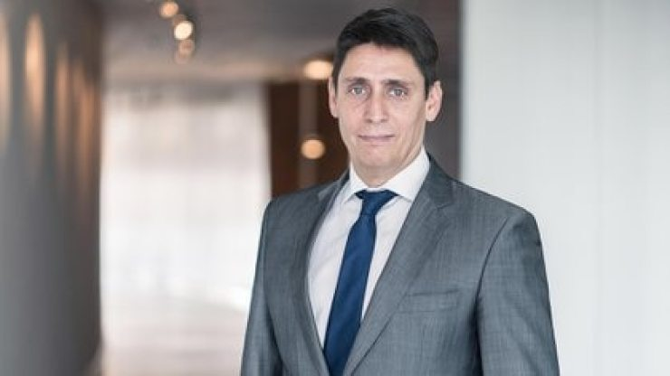 Sergio Afrontti, CEO de YPF