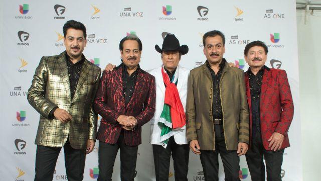 Imagen de archivoi del grupo musical mexicano Los Tigres del Norte. EFE/RODOLFO DE LUNA/Archivo