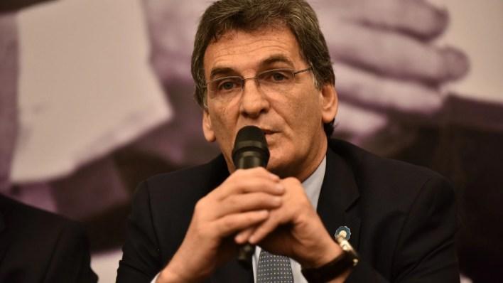 Claudio Avruj, secretario de Derechos Humanos (foto de archivo, Adrián Escandar)