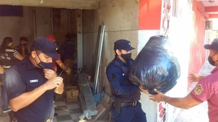 Concejal denunciada y detenida en Tartagal Salta por desvio de donaciones