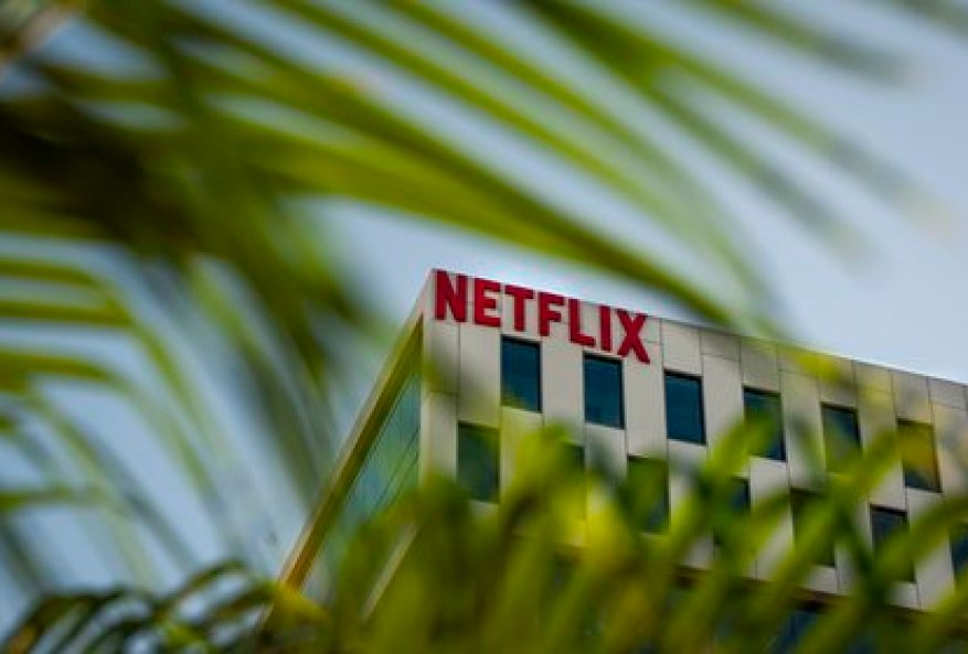 Netflix offices (Photo: EFE)