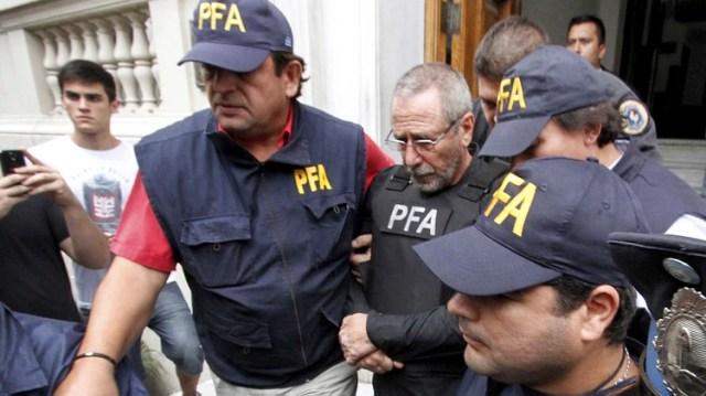 Ricardo Jaime detenido (NA)