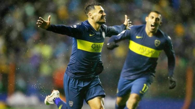 Mauro Zárate debutará con la camiseta de Boca Juniors en la Superliga