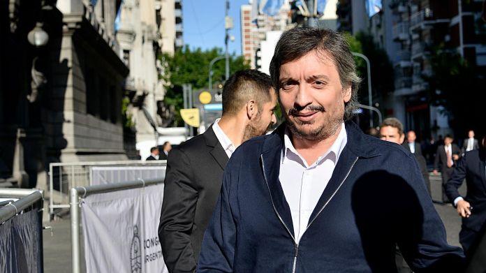 Máximo Kichner (foto de archivo: Gustavo Gavotti)