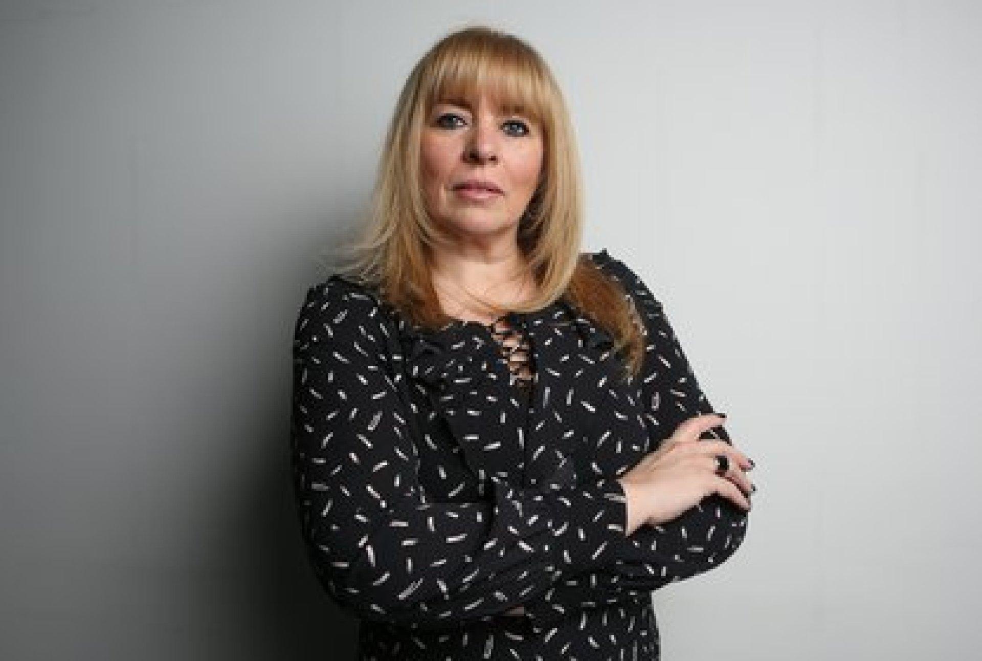 La jueza Karina Perilli (Agustin Marcarian)