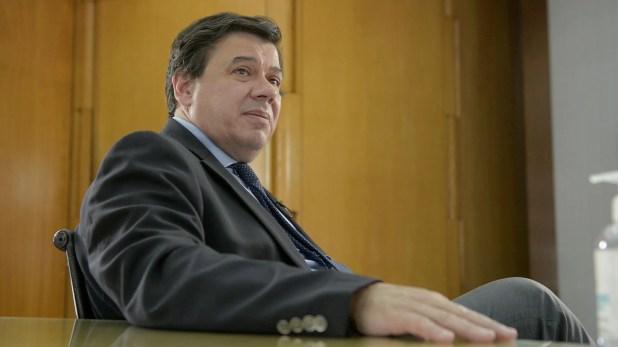 Claudio Moroni ministro de trabajo