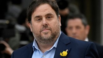 Oriol Junqueras (AFP)