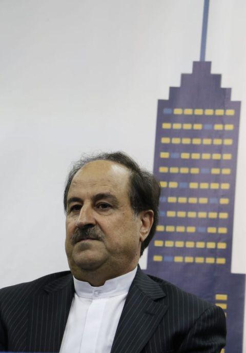 El embajador recordó que México es el primer socio comercialde Irán (foto: Especial)