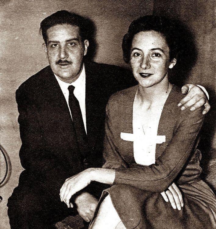 John William Cooke y Alicia Eguren, la verdadera autora de la carta