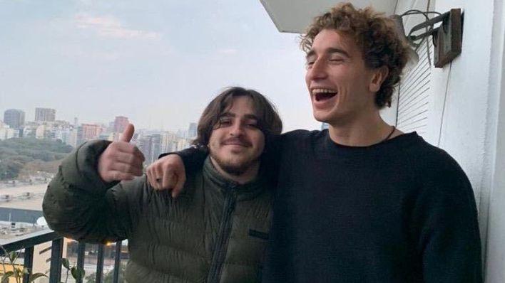 """""""Con mis amigos teníamos ganas de emprender y ayudar. Surgió la idea y dijimos """"vamos a intentarlo"""", afirma Eugenio."""