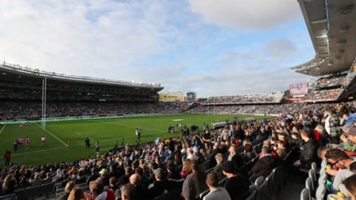 Más de 43 mil personas acudieron al partido  (Photo by MICHAEL BRADLEY / AFP)