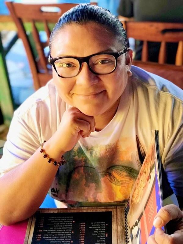 Martha Caballero fue la primera periodista en perder la batalla contra el COVID-19 (Foto: Twiter)