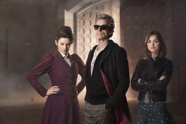 Peter Capaldi es el primer ganador de unOscarqueinterpretó al Doctor.
