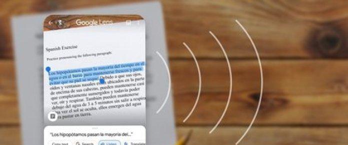 La aplicación para dispositivos móviles Google Lens ha llevado sus funciones a los usuarios de escritorio a través de la introducción de una nueva característica de reconocimiento de texto en imagen en el servicio Google Fotos