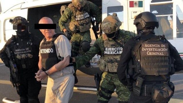"""Extradición de Dámaso López Núñez, """"El Licenciado"""" (Foto: Archivo)"""
