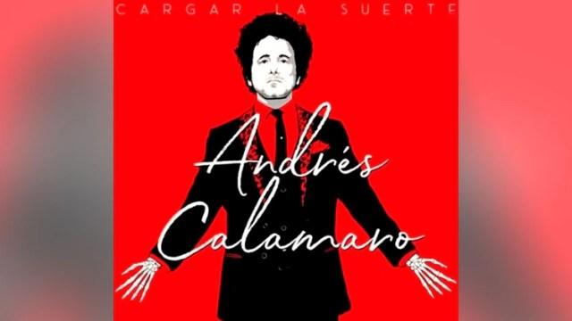 """""""Cargar la suerte"""", el último disco de Andrés Calamaro"""