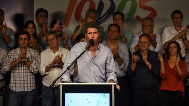 El gobernador de San Juan, Sergio Uñac, logró cerrar la unidad en su provincia antes de las elecciones primarias