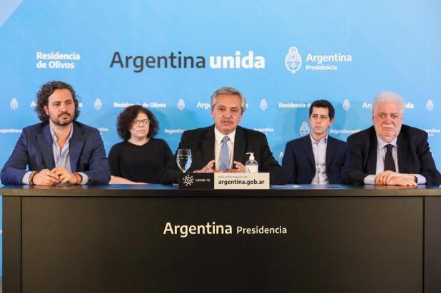 Alberto Fernández habilitó los paseos de una hora, pero las provincias más importantes del país se opusieron por miedo a que se acelere la curva de contagios