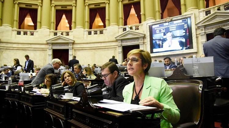 Gabriela Burgos (@DiputadosAR)