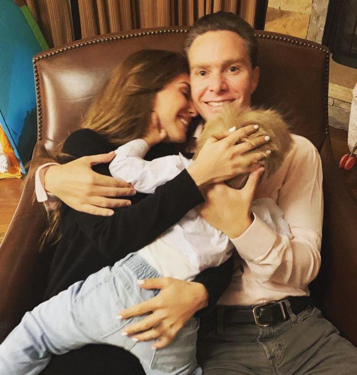 Anahí se casó en 2015 con Manuel Velasco y en enero de 2017 nació su primer hijo (IG: anahi)