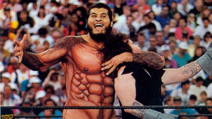 Jorge Gonzalez gigante 1