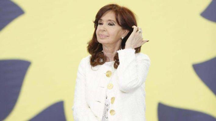 Alberto Fernández y Cristina Kirchner presentan a los candidatos del Frente de Todos