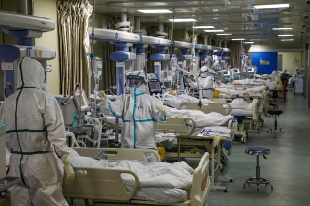Ya son más de 800 los muertos por el coronavirus en China (China Daily via REUTERS)