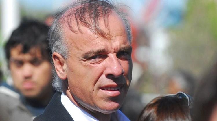 Claudio Uberti, uno de los ex funcionarios que se convirtió en arrepentido (Gentileza Cedoc)
