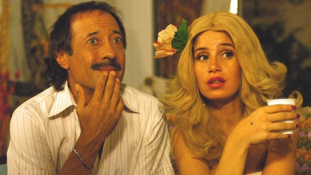 Guillermo Francella y Florencia Peña interpretan a Pepe y Moni Argento