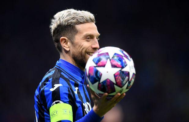 El argentino se ilusiona con la Champions League (REUTERS/Daniele Mascolo)