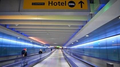 Los aeropuertos se preparan para el regreso paulatino de los pasajeros (EFE)