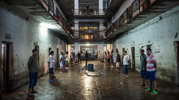 Penal de Villa Urquiza en Tuxcumán (Pablo Toranzo)