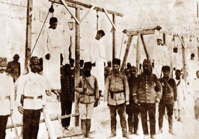 1,5 millones de armenios fueron asesinados a manos del Imperio Otomano durante la Primera Guerra Mundial.