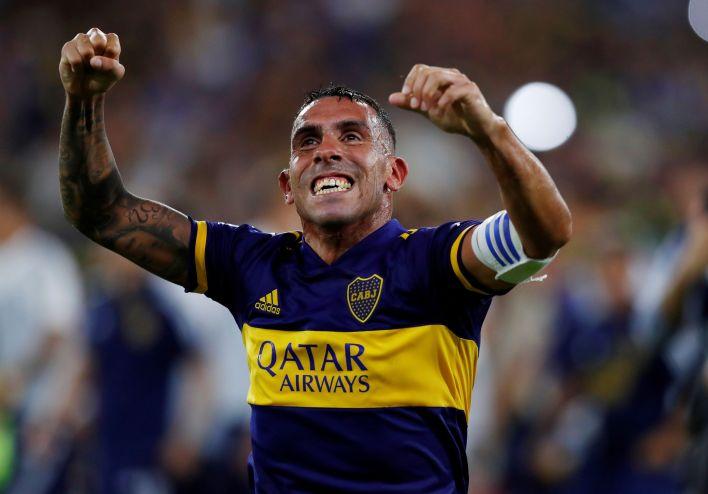 Tevez confirmó que seguirá en Boca: aceptó la propuesta del club aunque retocó algunos detalles (Foto: Reuters)