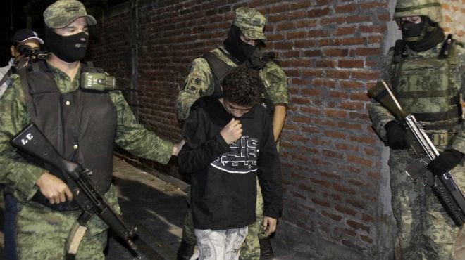 Cuando los grupos criminales no buscan a niños sicarios pensando en forma a criminales profesionales (Foto: Archivo)