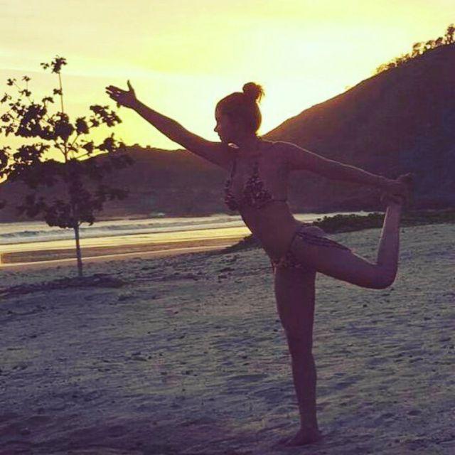 Lucero se dejó ver así en bikini. (Instagram: luceromexico)