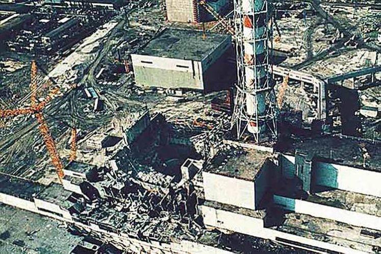 La explosión de Chernobyl el 26 de abril de 1986 liberó 100 veces más radiación que Hiroshima y Nagasaki juntos