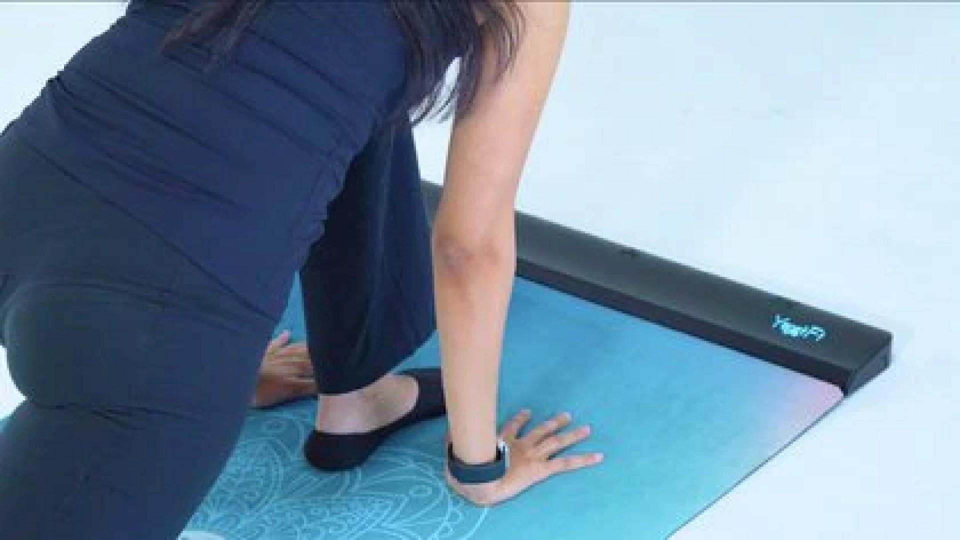 YogiFi, el yoga mat de CES 2021