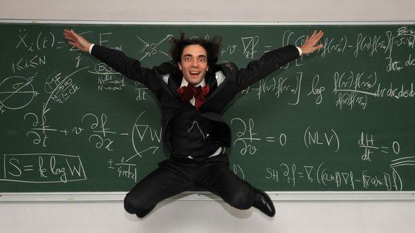 Cedric Villani es un matemático exitoso y cercano a la política (MB)