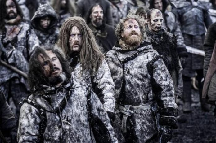 Brann Dailor, Bill Kellihor y Brent Hinds, de metal Mastodon