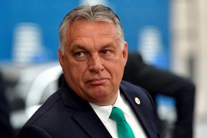 Primer ministro de Hungría, Viktor Orban. John Thys/Pool via REUTERS/Archivo