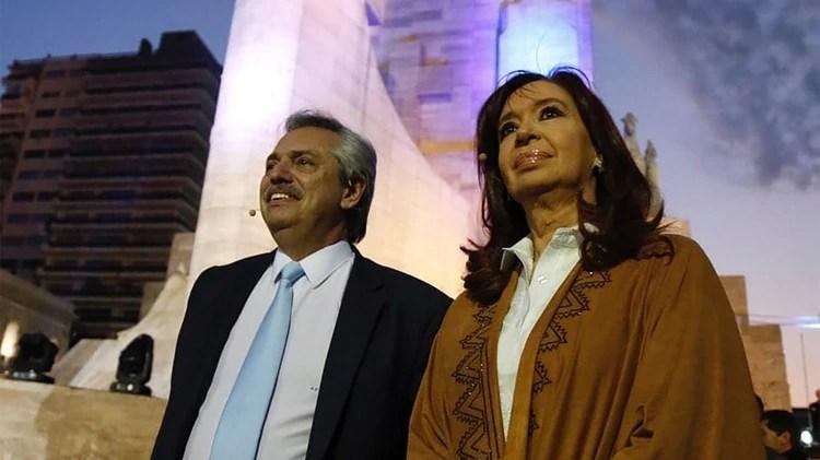 Alberto Fernández y Cristina Fernández de Kirchner, la fórmula presidencial del Frente de Todos