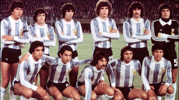 Valencia no posee ninguna camiseta de su época como jugador, incluso las que uso a lo largo del Mundial del que se consagró campeón en 1978