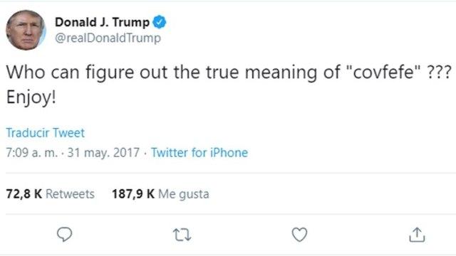 El misterioso tweet que desconcertó a todo el mundo