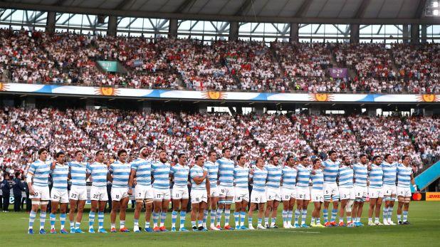 El objetivo es crear una nueva cultura en el rugby argentino (REUTERS/Issei Kato)