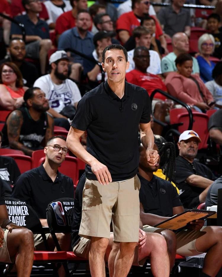 Pablo Prigioni tuvo una gran labor en la Liga de Desarrollo al frente del equipo perteneciente a los Minnesota Timberwolves (@PPrigioni9)
